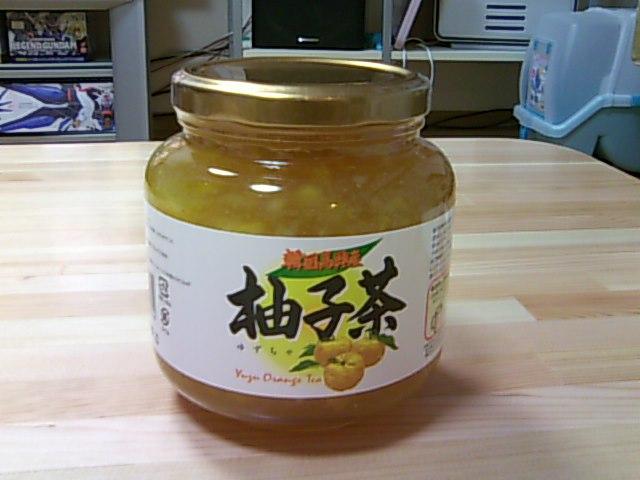 ショップチャンネルの柚子茶♪