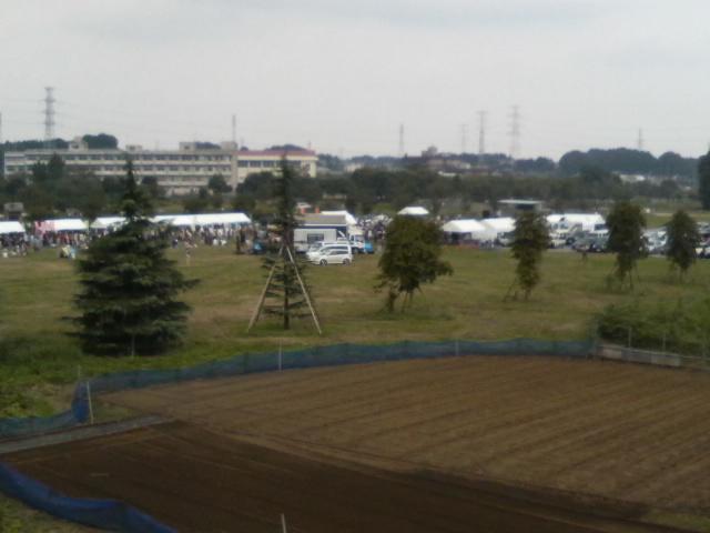 音街柏かしわ野外ライブ2008