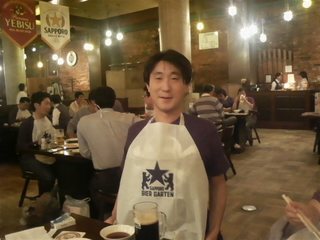さぽーろビール園