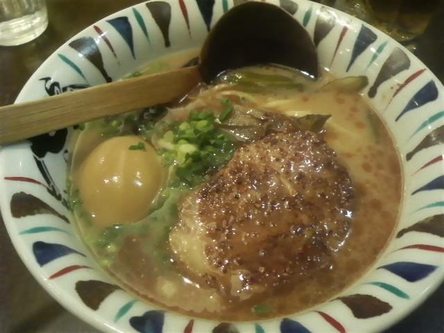 ラーメン七志 上野本店